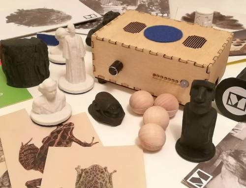 Interview with Museum in a Box – putting collections into people's hands with the help of 3D printing
