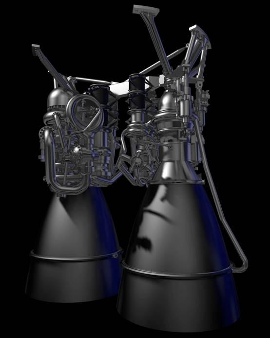The AR1 engine design. Image via Aerojet Rocketdyne.
