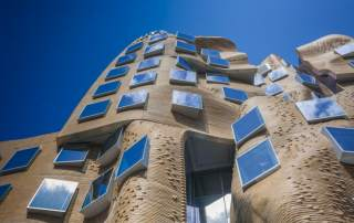 AECOM developed the Dr. Chau Chak Wing Building in New South Wales Australia. Photo via AECOM.