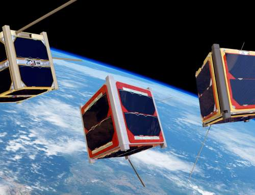 European Space Agency 3D printing electrically conductive CubeSats in PEEK