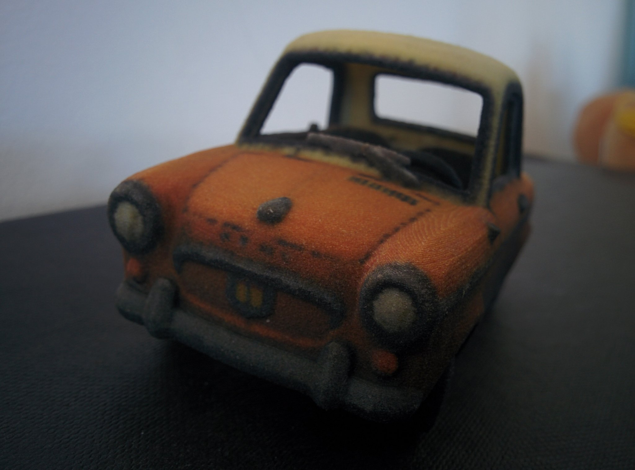 An example of a 3D printed model using Renderfab. Image via Renderfab.
