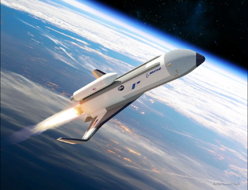 DARPA selects Boeing and Aerojet Rocketdyne to design experimental spaceplane