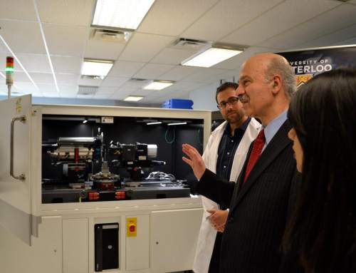 Canada to compete globally with $27 million Waterloo additive manufacturing lab