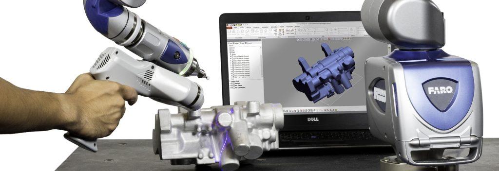 FARO 3D Scan Arm