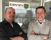 Stephan Thomas and Joe Inkenbrandt co-founders of Identify3D.