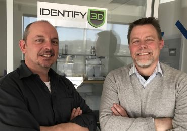 Stephan Thomas and Joe Inkenbrandt co-founders of Identify3D.