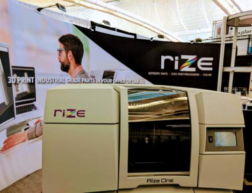 Rize Inc. starts commercial shipments of the Rize One 3D printer