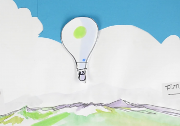 Future progress graphic from the EU's Horizon 2020 animated presentation. Image via EU Science & Innovation on YouTube