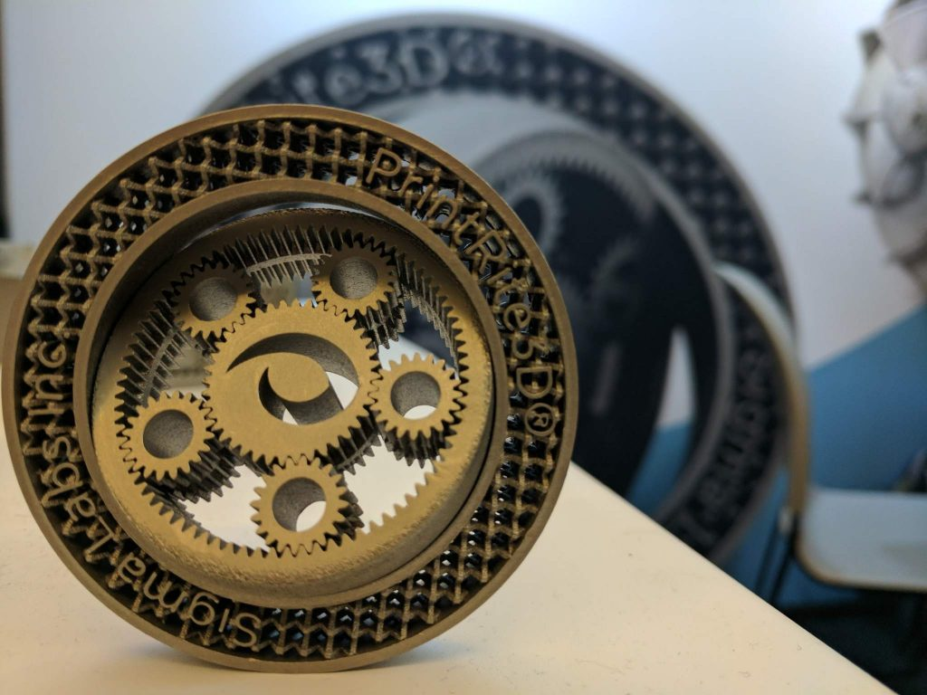 Sigma Labs PrintRite 3D. Photo by Michael Petch