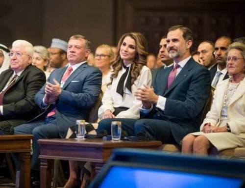 Jordan discusses 3D printing at World Economic Forum