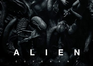 Detail of the official theatrical poster for Alien: Covenant. Image property of 20th Century Fox