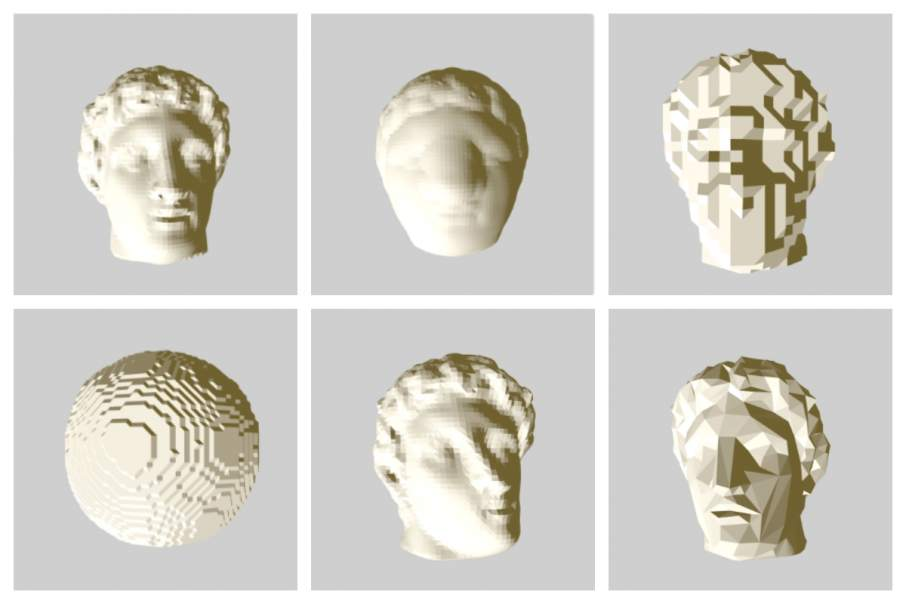 Examples of the Customizer filters for 3D features now live on MyMiniFactory.