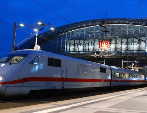 "Deutsche Bahn extends use of 3D printing to ""revolutionize maintenance"""