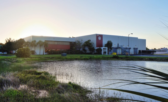 Florida Institute of Technology's (FIT) Center for Advanced Manufacturing and Innovative Design (CAMID). Photo via FIT