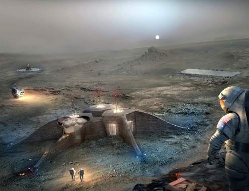 NASA award $100k to winners of 3D Printed Habitat Challenge Phase 2