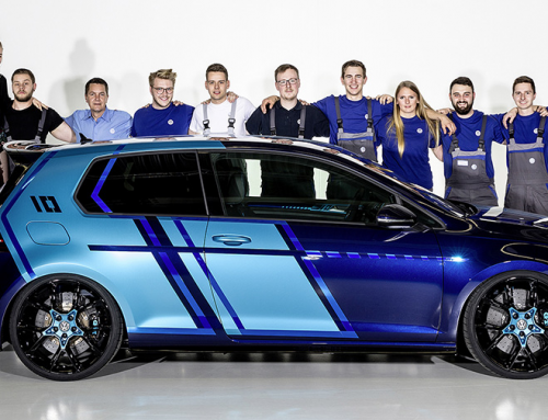 VW launches 3D printed spare parts initiative and redesigns the classic Golf GTI