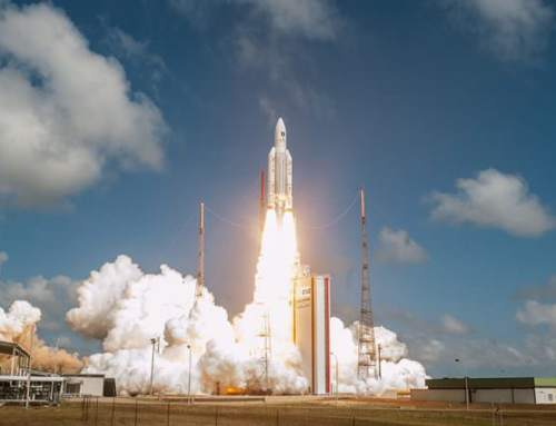 Tech breakthroughs make new Prometheus rocket engine ten times cheaper