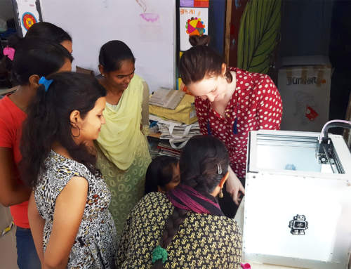 PrintLab and Free_D 3D printing courses up-skill disadvantaged women in India