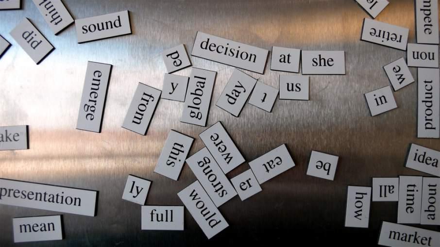 Fridge magnets. Photo by Nick Farnhill, nickfarnhill on Flickr