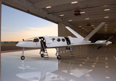 The Eviation Aircraft concept. Image via Eviation.