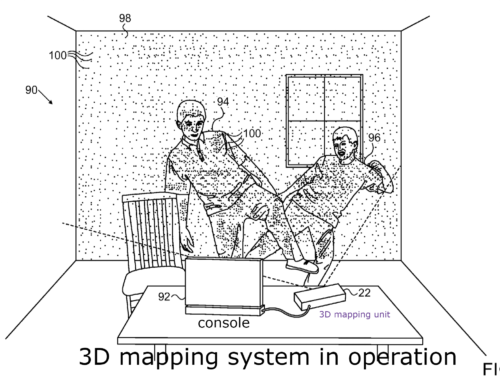 Apple granted patent for 3D mapping system – 3D printing or autonomous vehicle project?