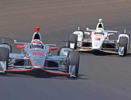 Stratasys reveals innovative use of 3D printing in IndyCar for Team Penske
