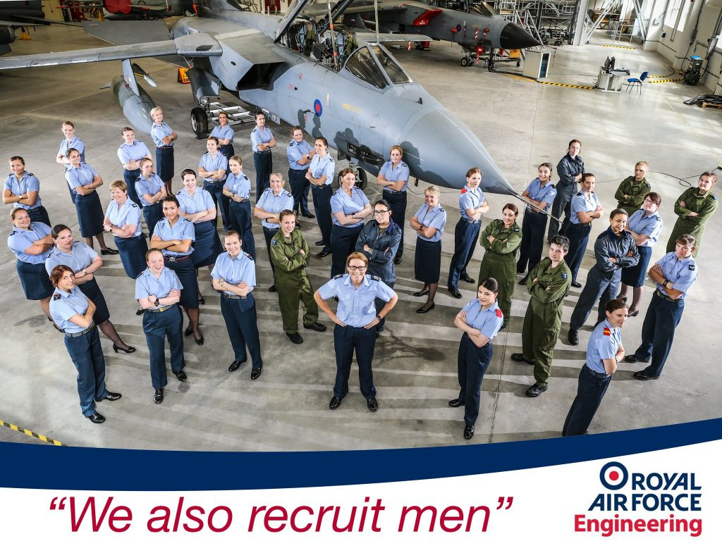 Photo tweeted from RAF Cosford, home to the Defence School of Aeronautical Engineering, via @RAF_Cosford
