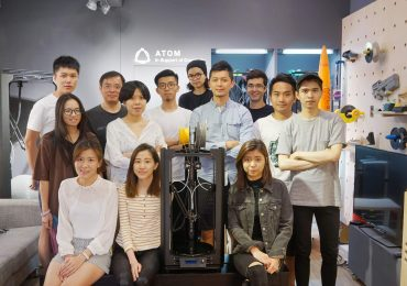 The Atom 3D team at Layer One