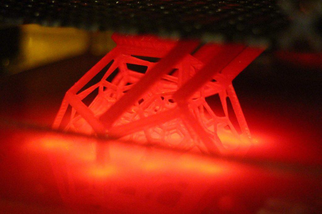 mUVe UV 3D printing.