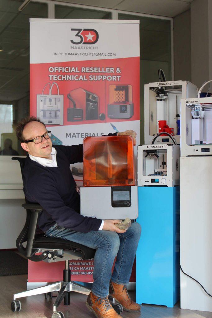 Noël Daemen of 3D Maastricht