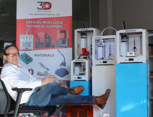 3D Printing the next 5 years by Noël Daemen 3D Maastricht