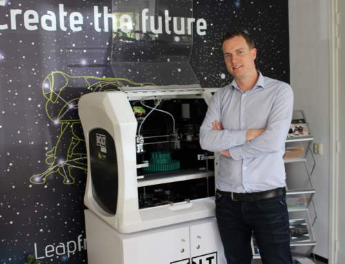 3D printing the next five years by Sander Adam CEO Leapfrog