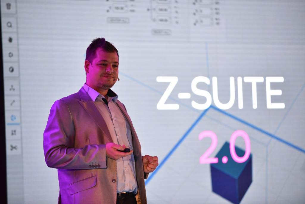 Zortrax Firmware Developer Jacek Janiszewski