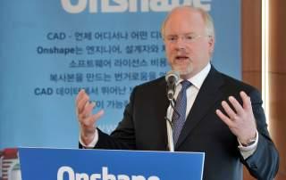 John McEleney co-founder of Onshape