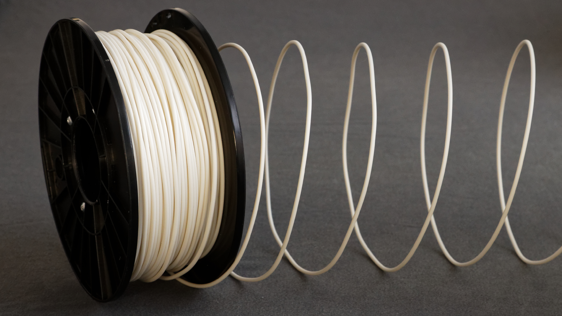 Spool of A1 Filament.