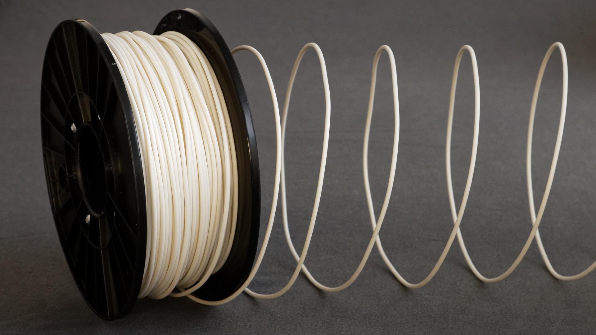 Spool of A1 Filament.