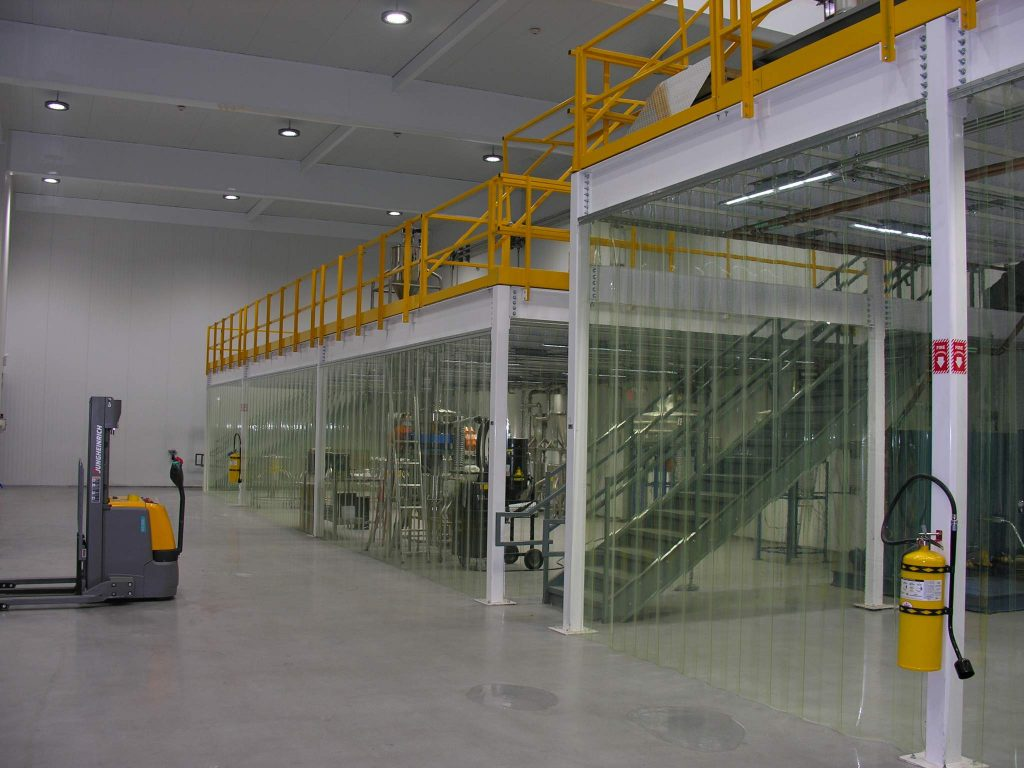 Main AncorAM Production Hall, measuring 10,000 ft2 (930 m2), at GKN's Powder Innovation Center in New Jersey. Photo via GKN Hoeganaes