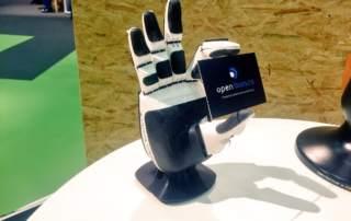Open Bionics 3D printed bionic hand