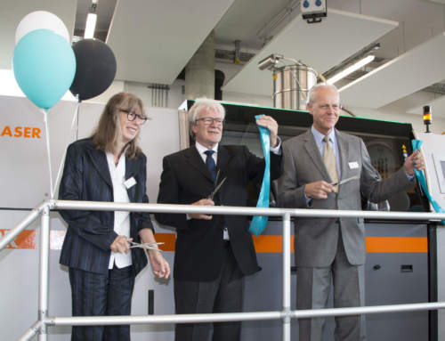 "Fraunhofer opens ""world's largest SLM facility"" in Aachen Germany"