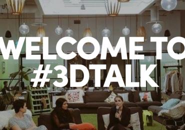 #3DTalk Series logo. Image via 3dtalk.tech