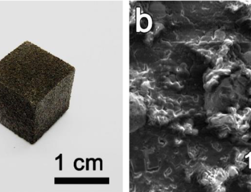 Metal 3D printing unlocks 3D graphene foam from a mixture of sugar and nickel