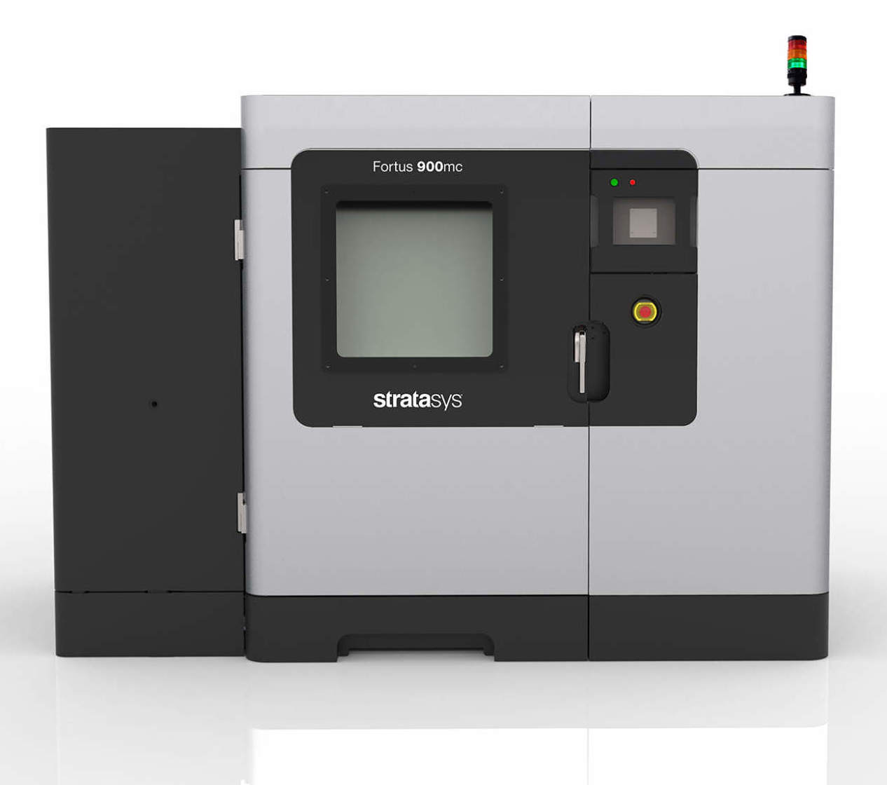 New edition of the Fortus 900mc specially for aerospace solutions. Image via Stratasys.