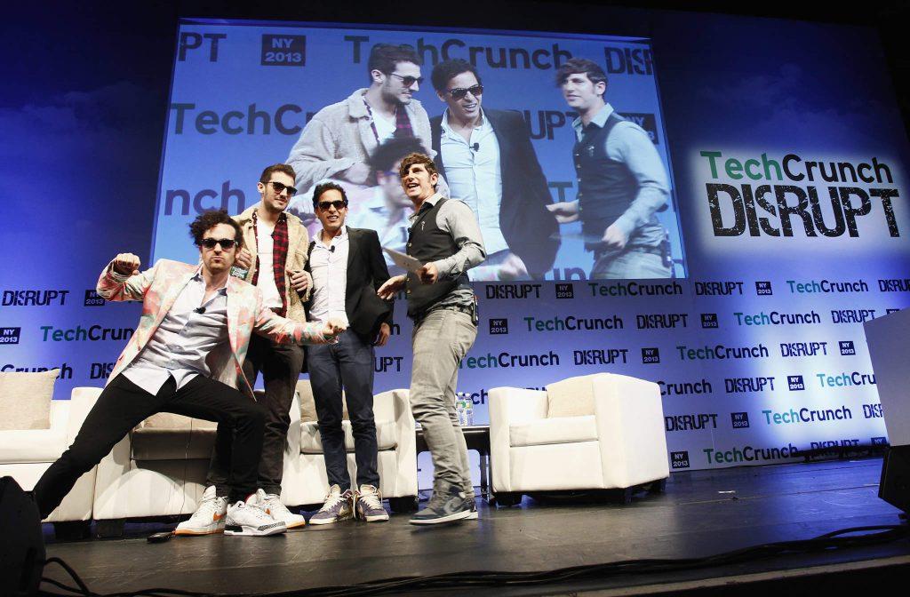 TechCrunch Disrupt NY 2013.