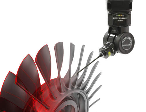 British metal 3D printer manufacturer Renishaw to create high-speed aerospace turbines