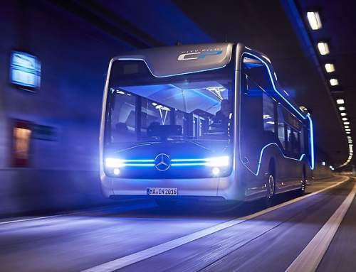 Daimler Buses implements 3D printing to produce bespoke Mercedes-Benz parts
