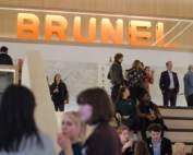 Redefining exhibition at the Design Museum London for Made in Brunel.