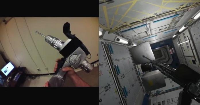 The tool and its virtual replica. Image via Artec.