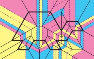 Erik Demaine's analysis of the straight-skeleton origami method. Image via erikdemaine.org