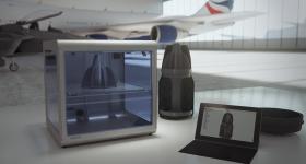 The Promega 3D printer. Image via FitForLaunch.