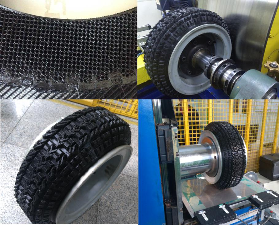 Linglong Tire working on China's first 3D printed tire project